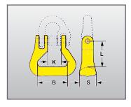 Rundschlingenkupplung Typ SKR