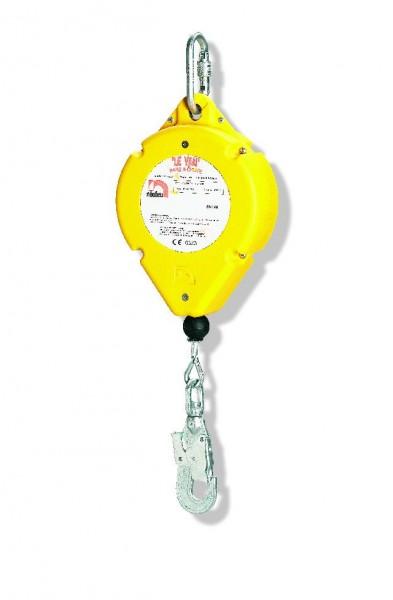Höhensicherungsgerät EN 360 Stahlgehäuse